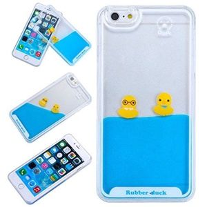 Rubber Duck Hardcase Apple iPhone 6 Plus Liquid